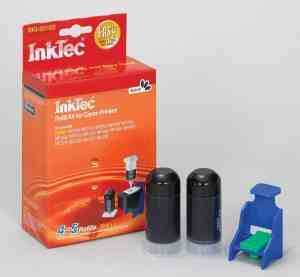 BKI9040D - Refill Kit for PG40 & PG41 Canon Black Inkjet Cartridge