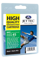 Jettec 51645 compatible inkjet 45A cartridge