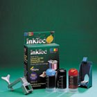 INKTEC PHOTO COLOUR REFILL KIT FOR 12A1990 & Samsung P50