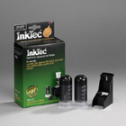INKTEC BLACK REFILL KIT FOR - 18C0032E - (No 32) - 18C0034E - (No 34) & Dell J5566 / M4640 / T5480 / R5956