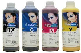 Ricoh Gel Sublimation Inks