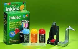 INKTEC COLOUR REFILL KIT FOR 12A1980 - 12A1985