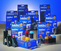 InkTec Refill Kits for HP