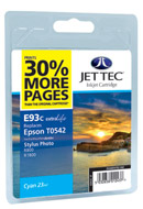 Cyan Compatible R800 Inkjet Jettec Cartridge 9363CJB