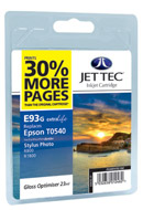 Complete Set of 8 Compatible  Jettec R800 Inkjet Cartridges