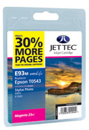 Magenta Compatible R800 Inkjet  Jettec Cartridge 9363MJB