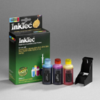 INKTEC COLOUR REFILL KIT FOR Lexmark 18C0033E - (No 33) - - 18C0035E