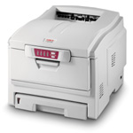 Oki C5000 series colour laser printer