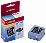 BC09f CANON ORIGINAL · Colour Print Cartridge BC-09f