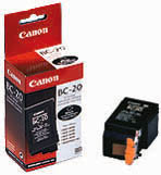CANON ORIGINAL · Large Black BC20 Print Cartridge